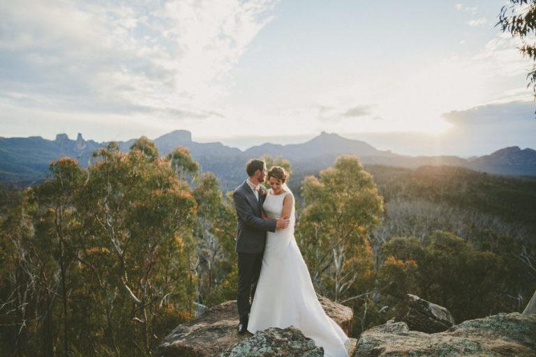 blue mountains katoomba wedding