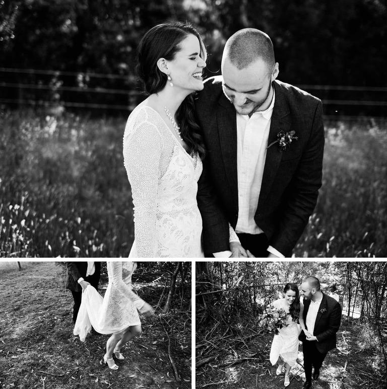 honest wedding photos