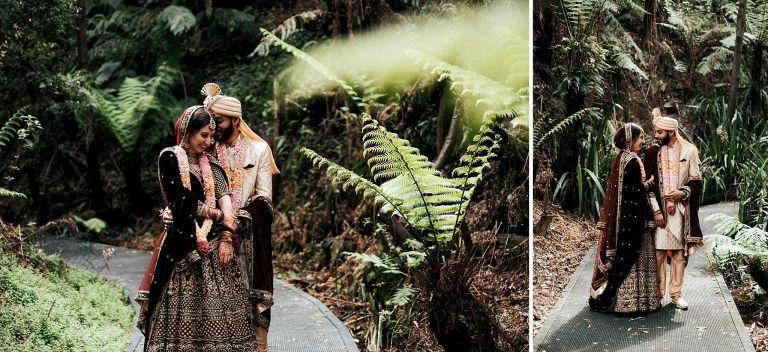 National botanical gardens canberra wedding photos