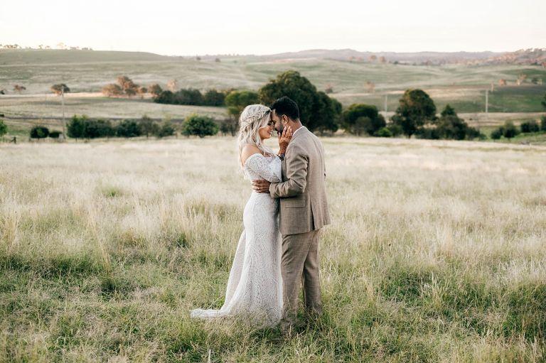 old coach stables wedding portrait